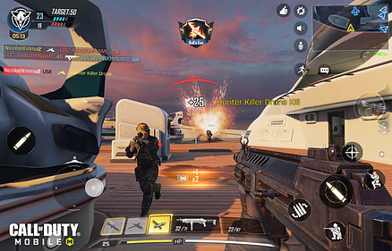 CoD: Mobile Gameplay