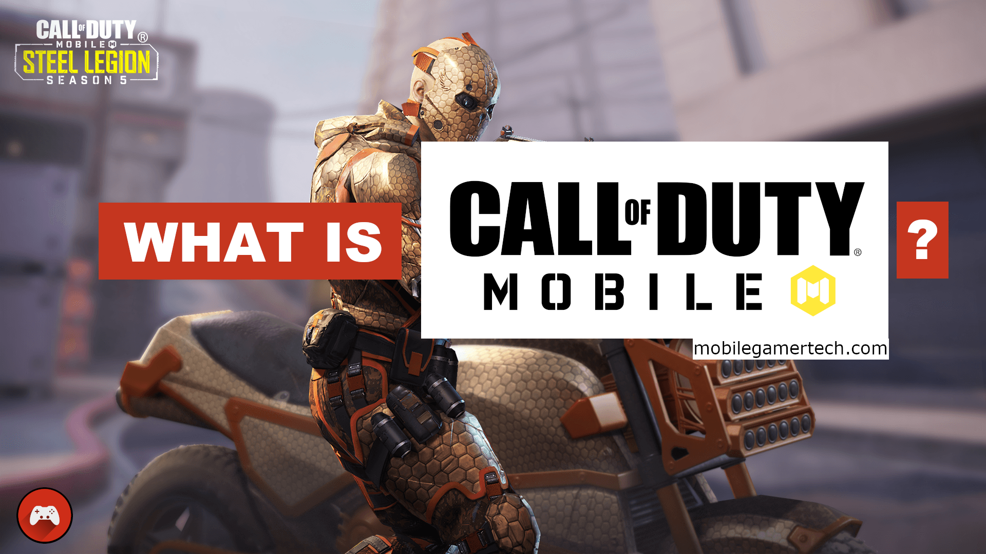 What is Call of Duty: Mobile?
