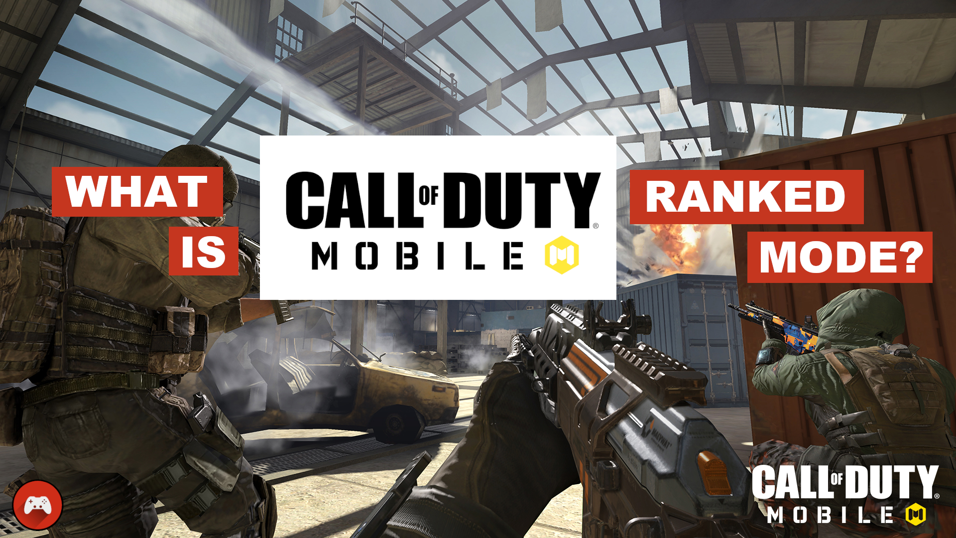 WHAT IS COD: MOBILE RANKED MODE