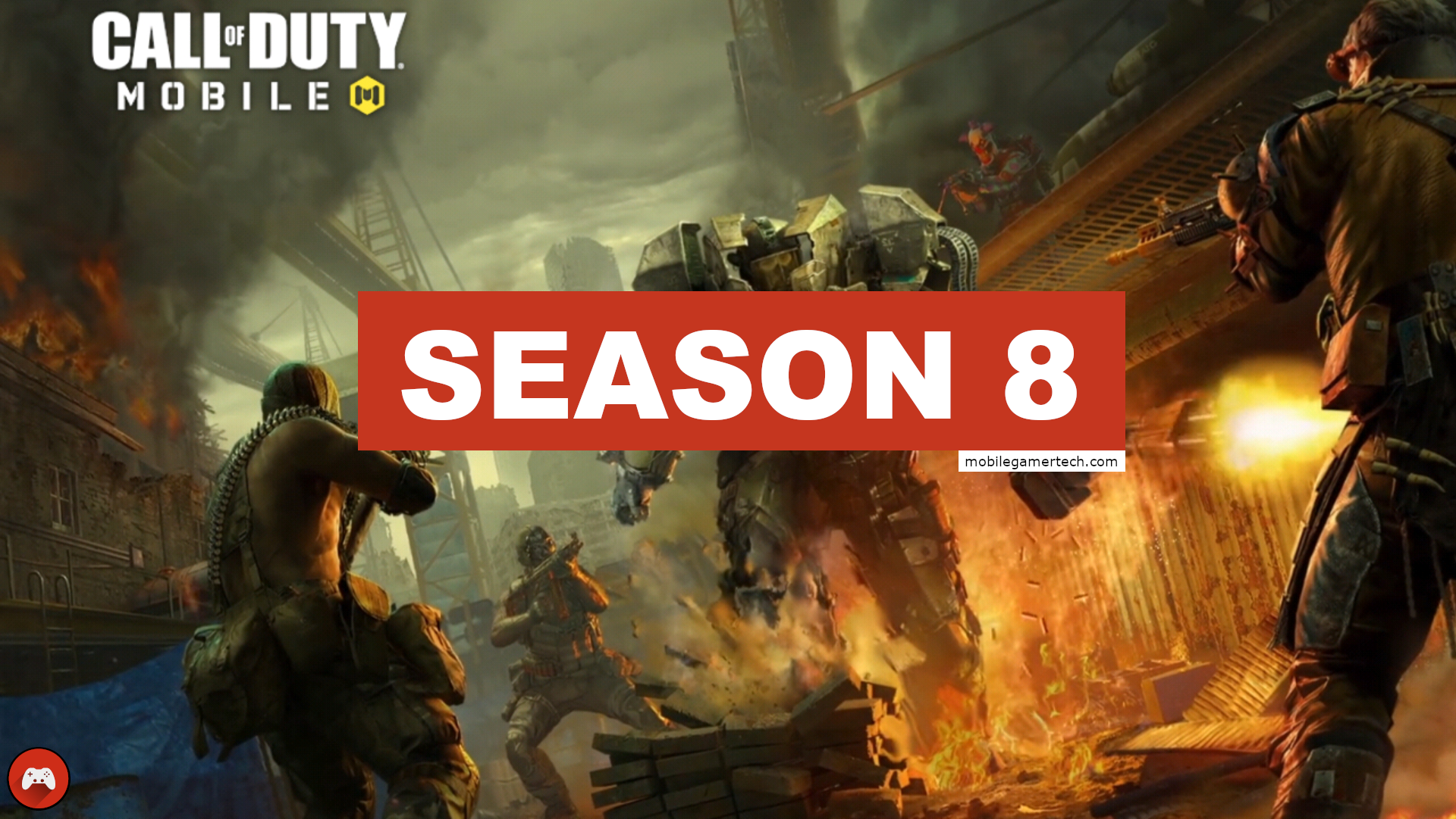Season 8 - Call of Duty: Mobile