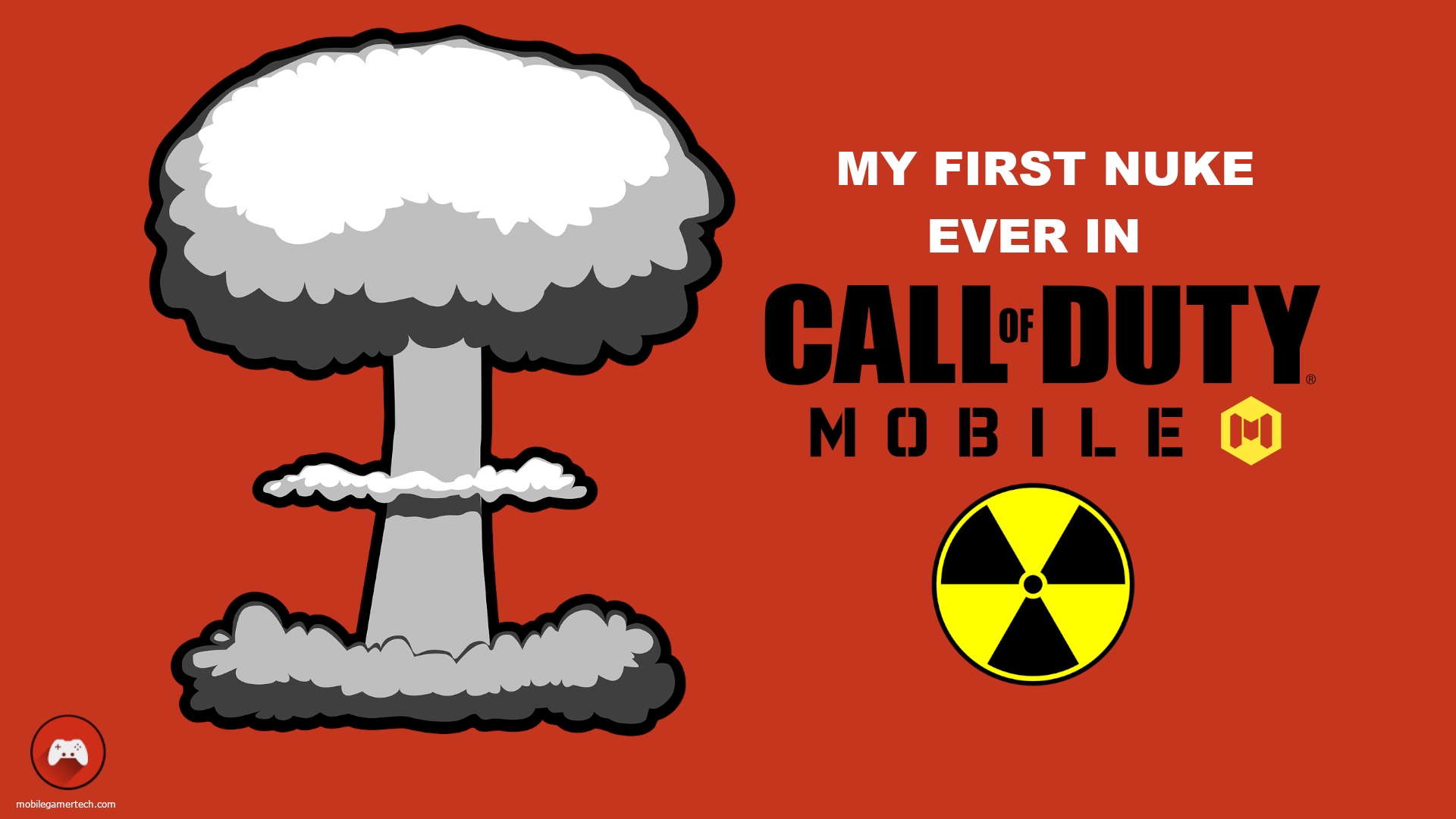 Call of Duty mobile nuke