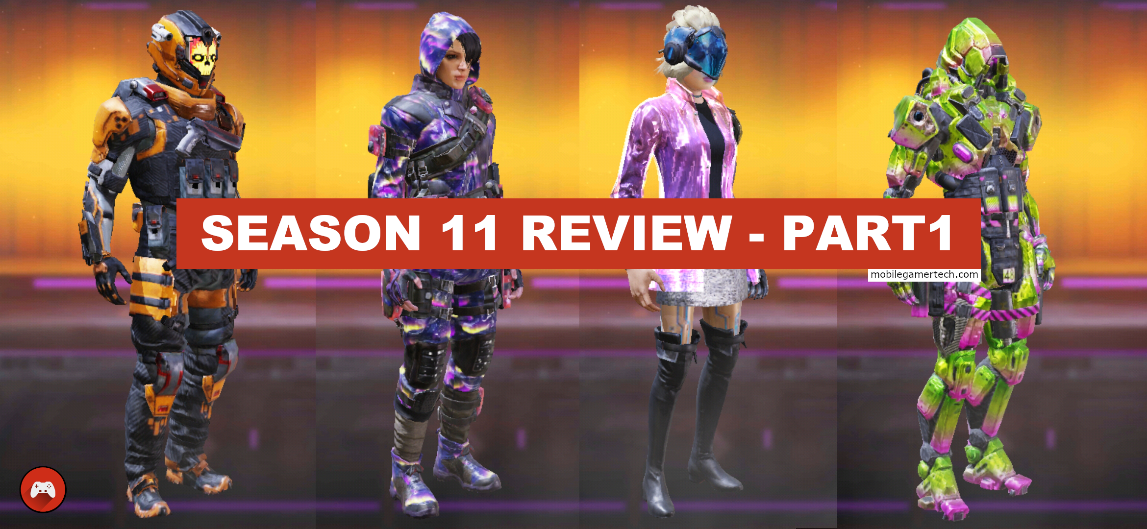 Season 11 review part 1