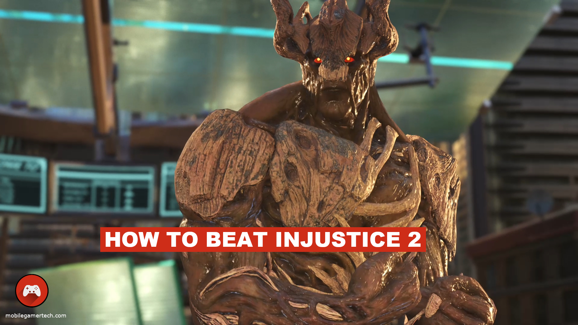 How To Beat Injustice 2