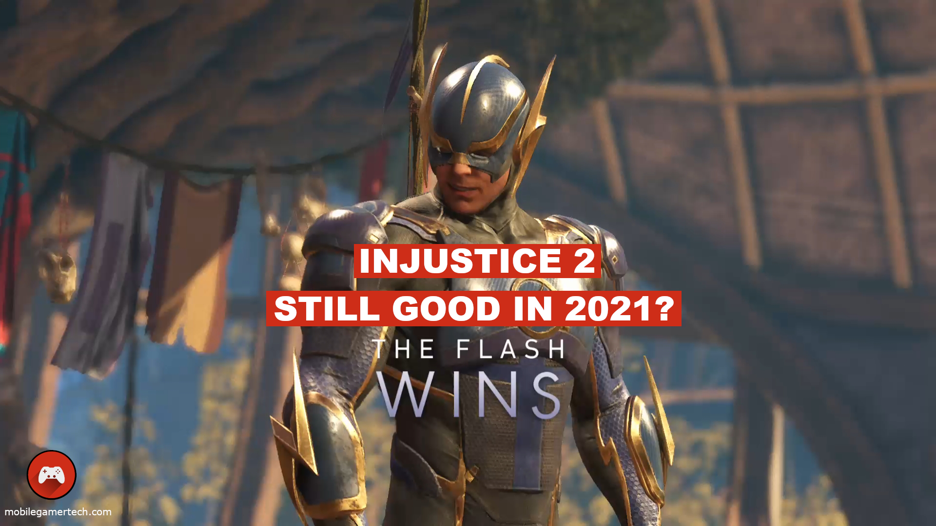 Injusticec 2 - Still Good In 2021