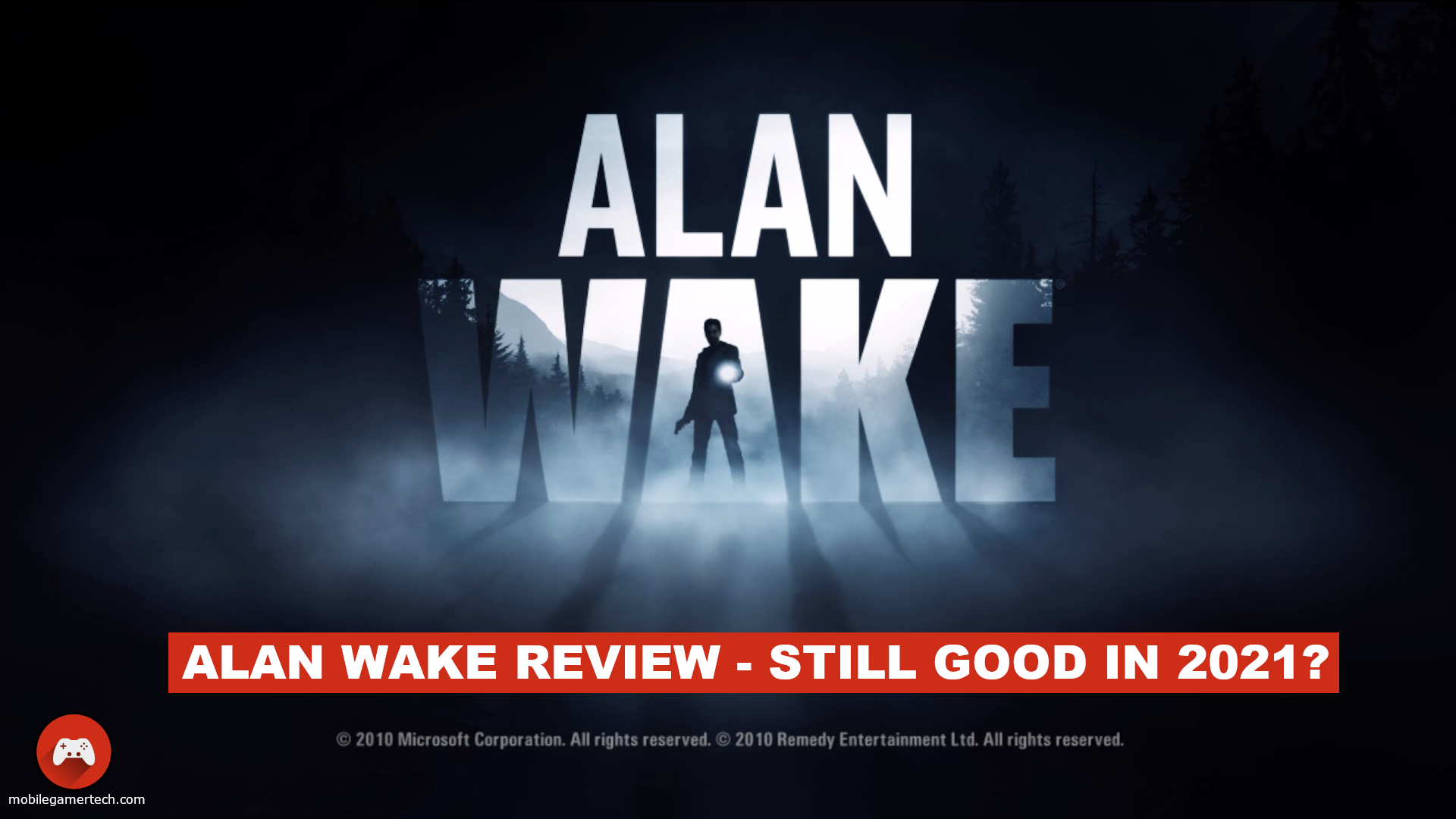 alan wake review 2021